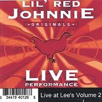 Vol. 2-Live at Lee's