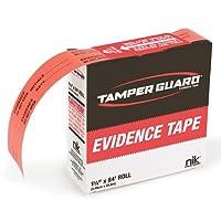 Nik Public Safety Tamperガード証拠テープ
