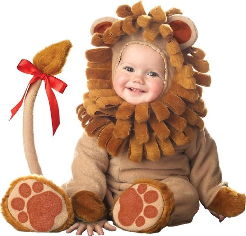 フルーティー蛾自然公園Lil' Lion Elite Collection Infant/Toddler Costume リル?ライオンエリートコレクション幼児/幼児コスチューム サイズ:Infant (12-18M)