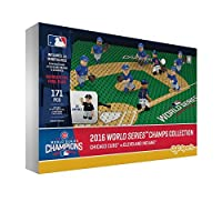 OYO 2016 WORLD SERIES CHAMPS COLLECTION CHICAGO CUBS v CLEVELAND INDIANS 10TH INNING SET 【You&Me】 [並行輸入品]