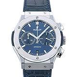 ウブロ HUBLOT クラシックフュージョン チタニウム クロノグラフ ブルー 521.NX.7170.LR 中古 腕時計 メンズ (W189243) [並行輸入品]
