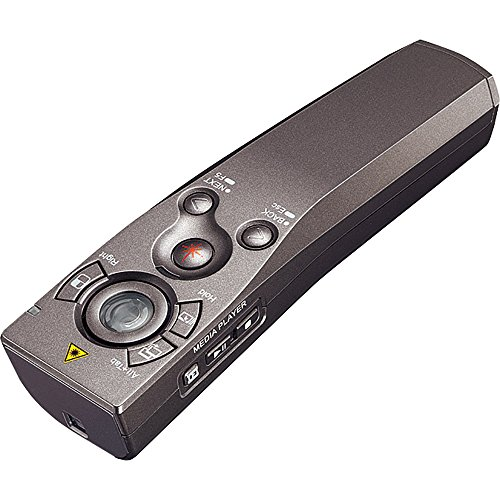 コクヨ 赤色 レーザーポインター 持ちやすい ELA-MRU41