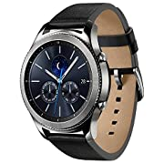 Galaxy Gear S3 Classic【Galaxy純正 国内正規品】 SM-R770NZSAXJP_A