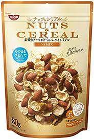 日清シスコ Nuts&Cereal ソイMIX 80g