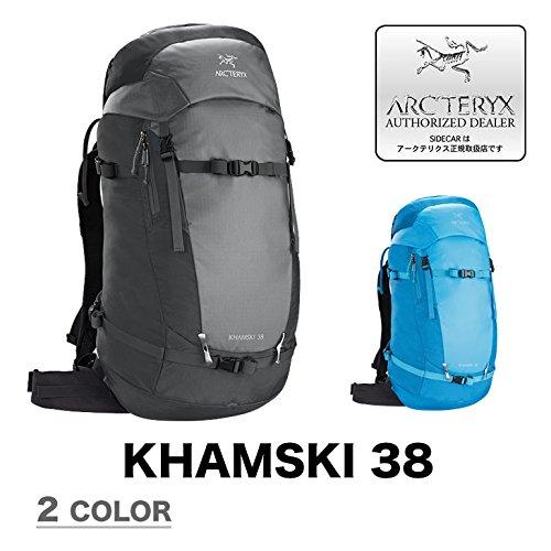 ARC`TERYX(アークテリクス) カムスキー 38 Khamski 38 Backpack 15-16FW L06507200 Ionian Blue REG