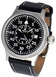 [エアロマチック1912]aeromatic1912 腕時計 ドイツ製二戦ドイツ航空偵察員復刻 クラシック自動巻きA1353【並行輸入品】