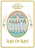 1集 - LOL (韓国盤)Lots of Love バージョン/