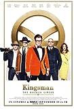 映画ポスター キングスマン 2 ゴールデンサークル 両面印刷 D/S US版 ds11 [並行輸入品]