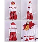 東方三月精 サニーミルク風の服 コスプレ 男女XS-XXXL サイズオーダーも対応可能