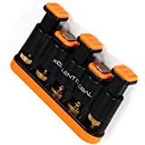 Xcellent Global Hand Exerciser Finger Strengthener Trainer - Great Exercisers for Hand, Finger & Wrist Strength Training Exercises for Guitar, Piano, Golf, Tennis & Physical Therapy M-SP025