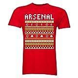 Arsenal Christmas T-Shirt (Red)