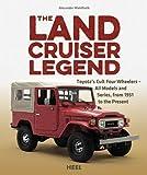 洋書「The Land Cruiser Legend」ランクル・ヒストリー解説書
