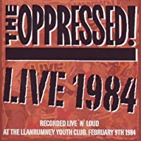 Live 1984 by Oppressed