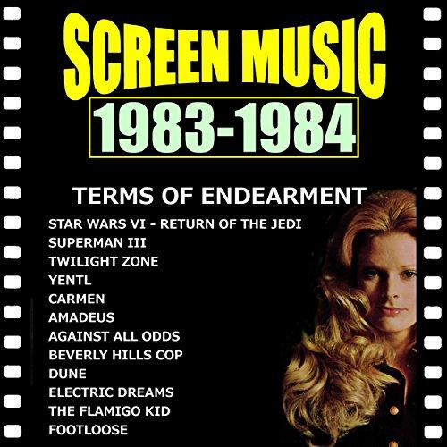 映画音楽大全集 1983-1984 愛と追憶の日々/アマデウス