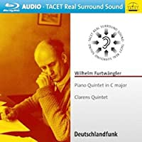 Wilhelm Furtwangler: Piano Quintet In C Major [Blu-ray]
