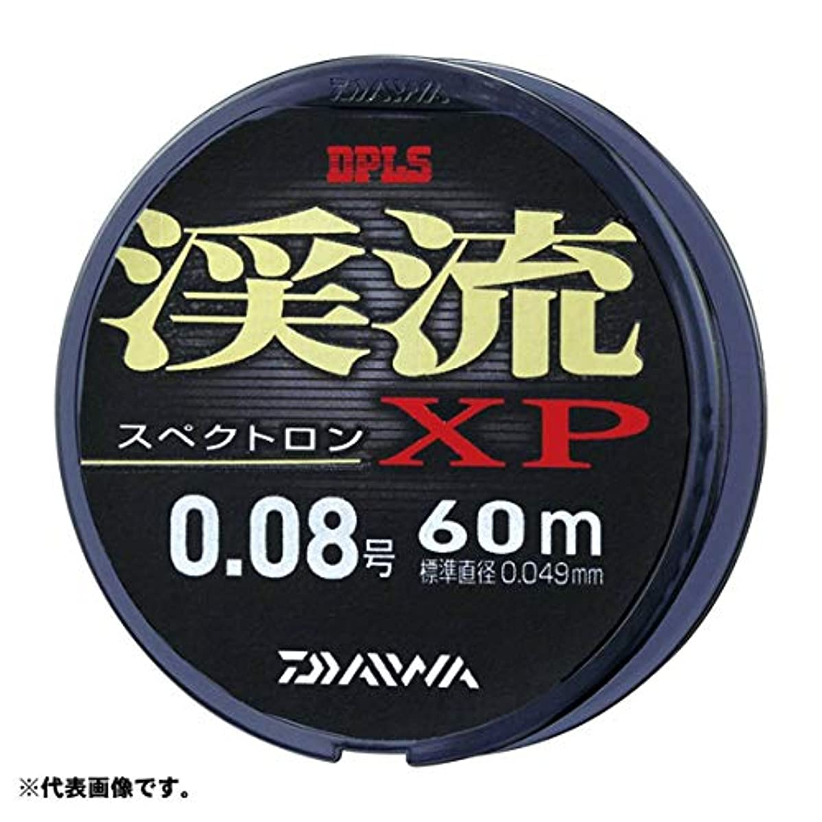 取るに足らないやがてペンダイワ(Daiwa) ナイロンライン スペクトロン 渓流 XP 60m 0.125号 クリアー