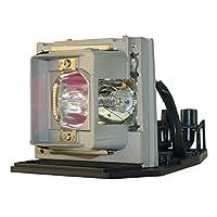 AuraBeam Professional Optoma SP。88b01gc01プロジェクター用交換ランプハウジング( Powered by Philips )
