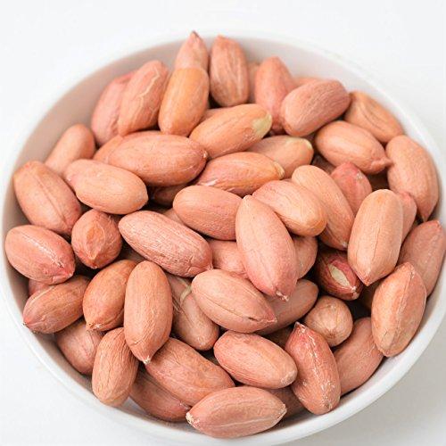 みの屋 落花生 (中国産 大粒種) 花系 生 1kg