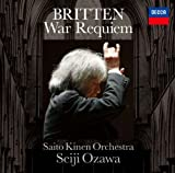 ブリテン:戦争レクイエム [SHM-CD] / 小澤征爾 (指揮); ブリテン (作曲); サイトウ・キネン・オーケストラ (演奏) (CD - 2010)