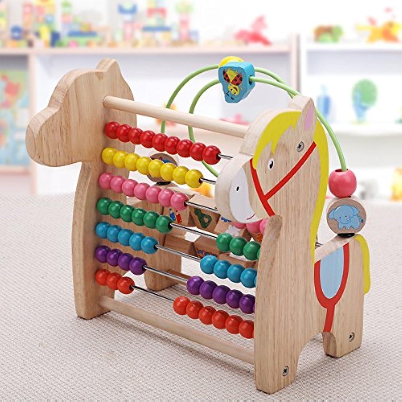 債務者反論者クリーク多機能ビーズ迷路子供のキューブ玩具子供の贈り物を学ぶ
