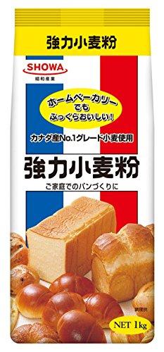 昭和産業 強力小麦粉 1000g