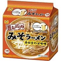 東洋水産 昔ながらのみそラーメン 【5食×6】