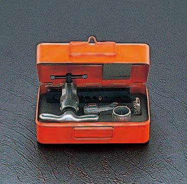 エスコ フレアー配管工具セット EA6