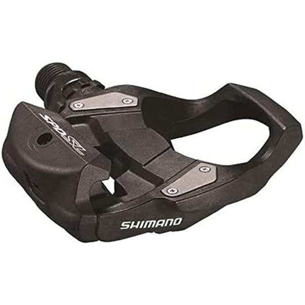 Shimano Pedal SPD-SL w//Cleat SM-SH11 PD-R540-LA Black