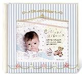 キシマ Kishima コッコロ ベビーアルバム Blue ブルー KP-30958 0ヶ月~36ヶ月 出産祝い