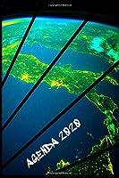 Agenda 2020: A5 Agenda settimanale I planner settimanale I diario I scuola I agenda giornaliera