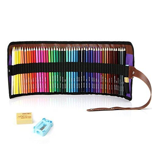 Souyos 色鉛筆 50色セット