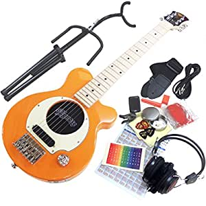 Pignose ピグノーズ ギター PGG-200 OR アンプ内蔵ミニギター14点セット [98765]【検品後発送で安心】