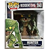 Funko - Figurine Resident Evil - Hunter Oversized Exclu Pop 15cm - 0889698119955