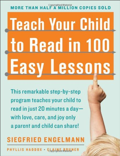 Teach Your Child to Read in 100 Easy Lessons -