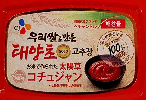 ヘチャンドル・太陽草コチュジャン 500g■韓国食品■韓国調味料■ヘチャンドル