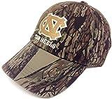 ソリッドMossy Oak North Carolina Tar Heels帽子