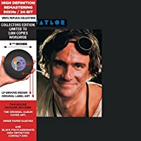 Dad Loves His Work - Cardboard Sleeve - High-Definition CD Deluxe Vinyl Replica by James Taylor
