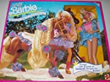 バービー All American Barbie Star Stepper Horse and Doll (With 2 Pairs of Reebok Hi-tops)