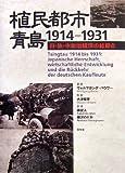 植民都市・青島 1914‐1931—日・独・中政治経済の結節点
