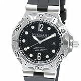 [ブルガリ]BVLGARI 腕時計 ディアゴノプロフェッショナル アクア自動巻き DP42SSD メンズ 中古