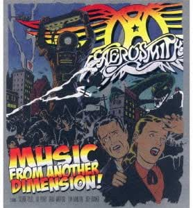 ミュージック・フロム・アナザー・ディメンション!(DVD付)