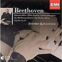 Beethoven: Piano Sonatas Op. 81a & 106