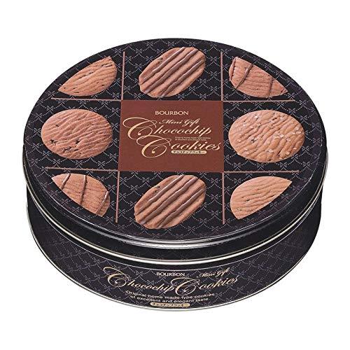 ブルボン ミニギフト チョコチップクッキー缶 【お菓子 洋菓子 詰め合わせ ギフトセット 来客用】