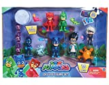 Just Play PJ Masks Deluxe Figure Set Toy Figure (Includes Ninjalinos) PJマスクデラックスフィギュアセット【US輸入品】