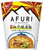 日清THENOODLE TOKYO AFURI限定柚子辣湯麺94g×12個