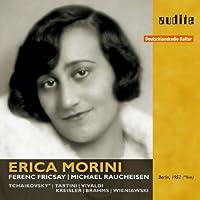 Erica Morini - Violin Works (Tchaikovsky/Vivaldi/Tartini/Brahms/Kreisler/Wieniawski) by Erica Morini (2010-11-16)