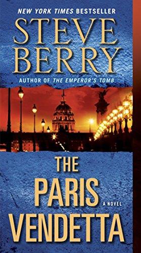 Download The Paris Vendetta: A Novel (Cotton Malone) 0345505484