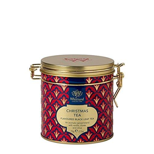 英国ウィタード クリスマスティークリップトップ缶 2缶セット[海外直送品]