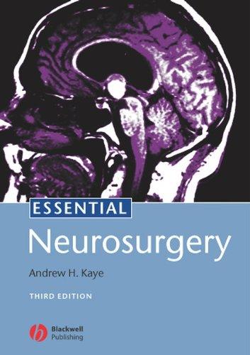 Download Essential Neurosurgery (Essentials) 1405116412