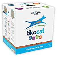 テδカkocat Natural Wood Cat Litter, 18-Pound, Clumping by テδカkocat